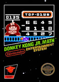 Donkey Kong Jr. Math (Nintendo Entertainment System)